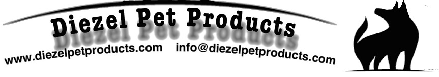 Diezel Pet Products  e-commerce